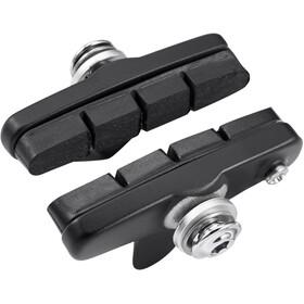 Shimano R55C4 Cartridge Jarrupalat BR-5800-malliin , musta